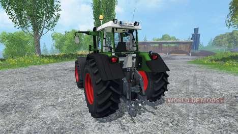 Fendt Favorit 926 Vario para Farming Simulator 2015