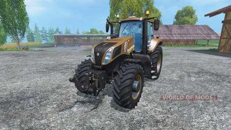 New Holland T8.435 Color Choice v2.0 para Farming Simulator 2015