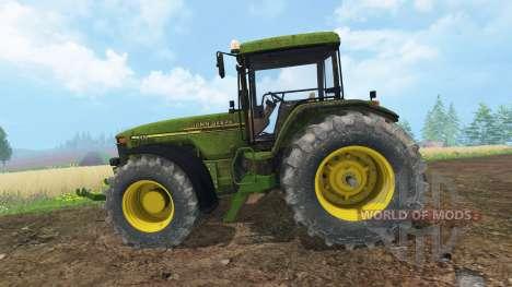 John Deere 8410 para Farming Simulator 2015