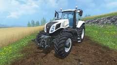 New Holland T8.320 ultra plus para Farming Simulator 2015