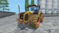 CLAAS Xerion 5000 v2.0 dirt