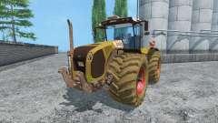 CLAAS Xerion 5000 v2.0 dirt