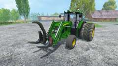 John Deere 6130 2WD FL v2.0