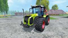 CLAAS Xerion 5000 Forest Edition