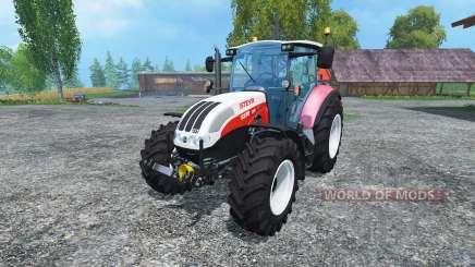 Steyr CVT 6230 Ecotech v1.4 para Farming Simulator 2015