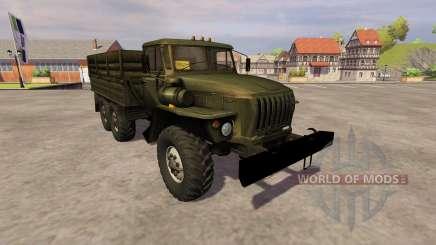 Ural-4320 v2.0 para Farming Simulator 2013