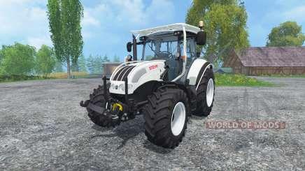 Steyr Multi 4115 Ecotronik v3.0 para Farming Simulator 2015