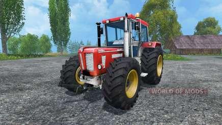 Schluter Super 1500 TVL para Farming Simulator 2015