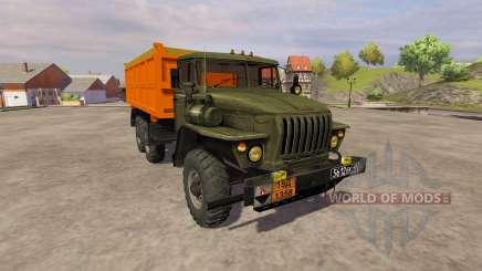 Ural-4320 para Farming Simulator 2013