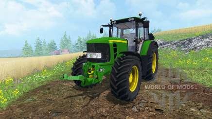 John Deere 6830 Premium FL v2.0 para Farming Simulator 2015