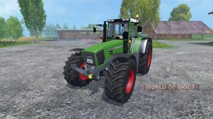 Fendt Favorit 824 para Farming Simulator 2015