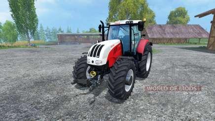 Steyr CVT 6230 para Farming Simulator 2015