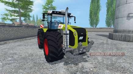 CLAAS Xerion 5000 v2.0 clean para Farming Simulator 2015