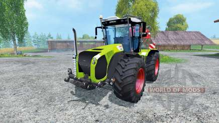 CLAAS Xerion 5000 Forest Edition para Farming Simulator 2015