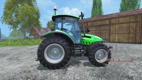 Deutz-Fahr 5150 TTV para Farming Simulator 2015