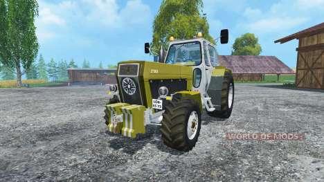 Fortschritt Zt 303E para Farming Simulator 2015