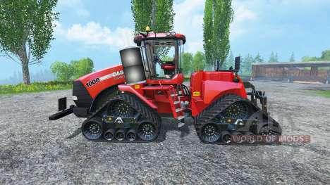 Case IH Quadtrac 1000 v1.2 para Farming Simulator 2015