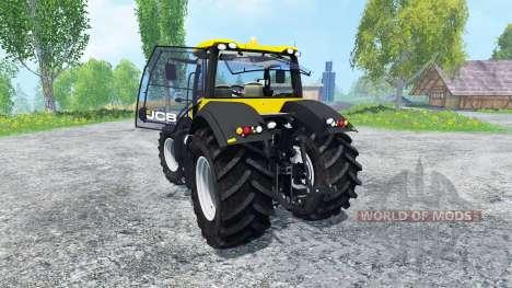 JCB 8310 Fastrac v2.0 para Farming Simulator 2015