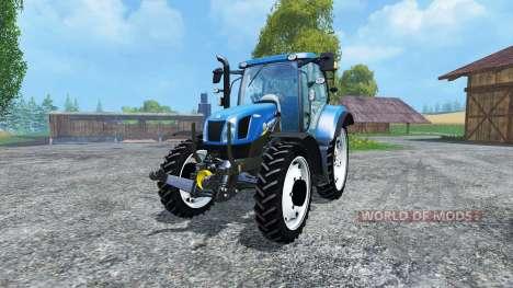 New Holland T6.160 para Farming Simulator 2015