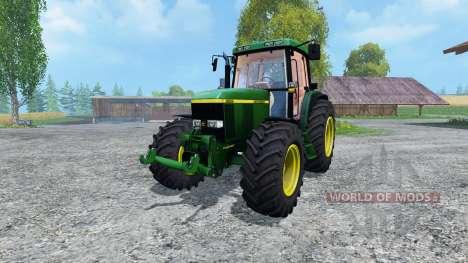John Deere 6810 para Farming Simulator 2015