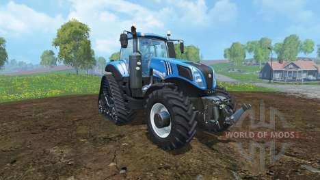 New Holland T8.435 Potente Especial v1.1 para Farming Simulator 2015