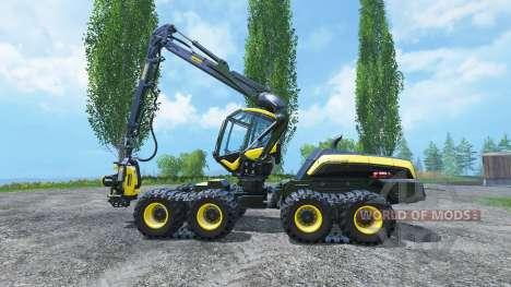 PONSSE Scorpion Potente Especial v1.1 para Farming Simulator 2015