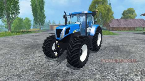New Holland T7030 para Farming Simulator 2015