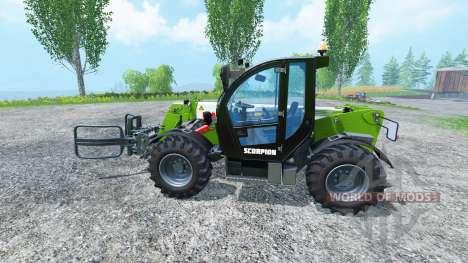 CLAAS Scorpion 6030 v0.8 para Farming Simulator 2015