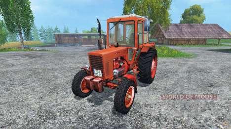 MTZ-80 v3.0 para Farming Simulator 2015