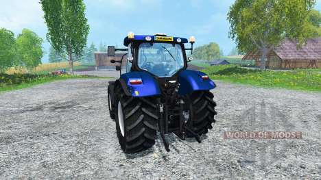 New Holland T6.160 Golden Jubilee para Farming Simulator 2015