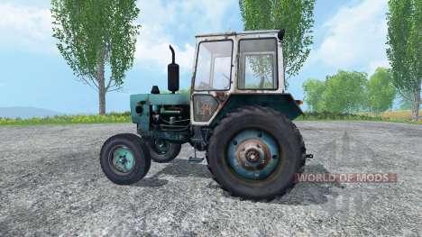 UMZ-6 CL de v2.0 para Farming Simulator 2015