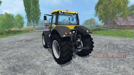 JCB 8310 Fastrac v1.1 para Farming Simulator 2015