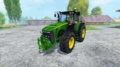 John Deere 8530 v1.1 para Farming Simulator 2015