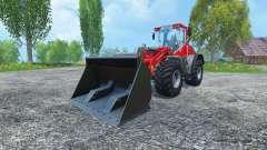 Case IH L538 FB para Farming Simulator 2015