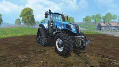 New Holland T8.435 Potente Especial v1.1