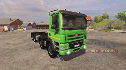 TATRA 158 8x8 Phoenix Agro para Farming Simulator 2013