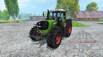 Fendt 930 Vario TMS v2.0 ploughing special para Farming Simulator 2015