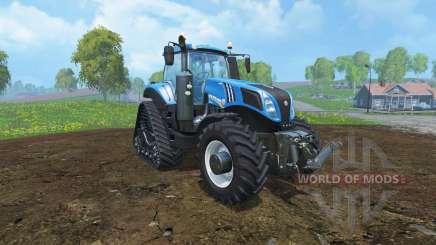 New Holland T8.435 Potente Especial v1.1 para Farming Simulator 2015