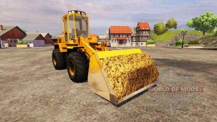 Amkodor Con la v1.1 para Farming Simulator 2013