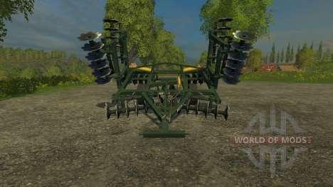 HDH-7 v1.1 para Farming Simulator 2015
