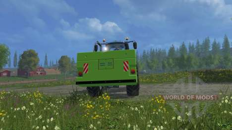 Suer SB 1000 para Farming Simulator 2015