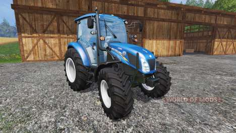 New Holland T4.115 para Farming Simulator 2015