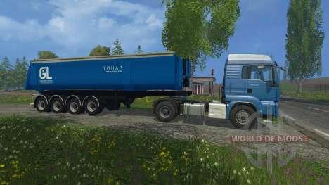 Tonar 95234-0000010 para Farming Simulator 2015