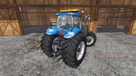 New Holland T8.320 600EVO v1.3 para Farming Simulator 2015