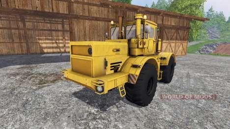 K-700 Y para Farming Simulator 2015
