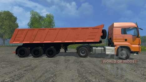 MAZ 953000-011 para Farming Simulator 2015