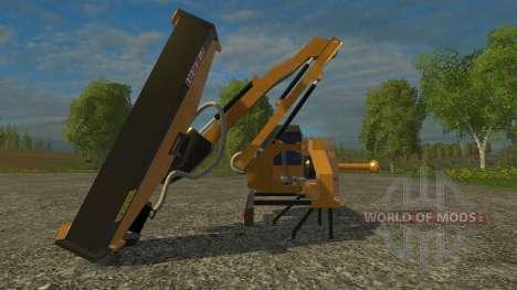 FERRI TPE Evo para Farming Simulator 2015