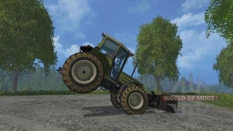 Halberg Guss 5000 para Farming Simulator 2015