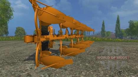 Moro Raptor PNT 20A para Farming Simulator 2015