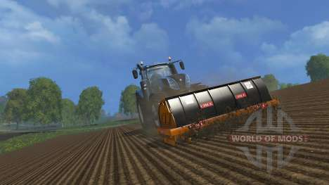 Rotoaratro Falc para Farming Simulator 2015